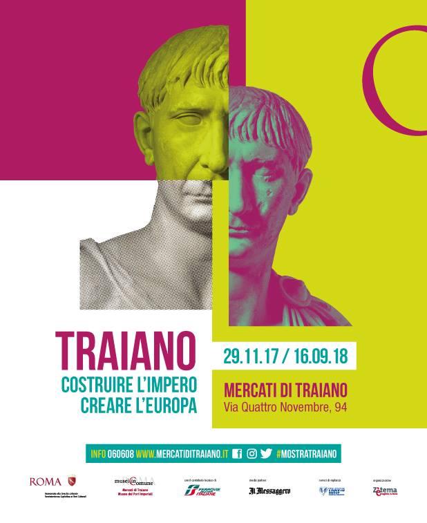 Traiano mostra
