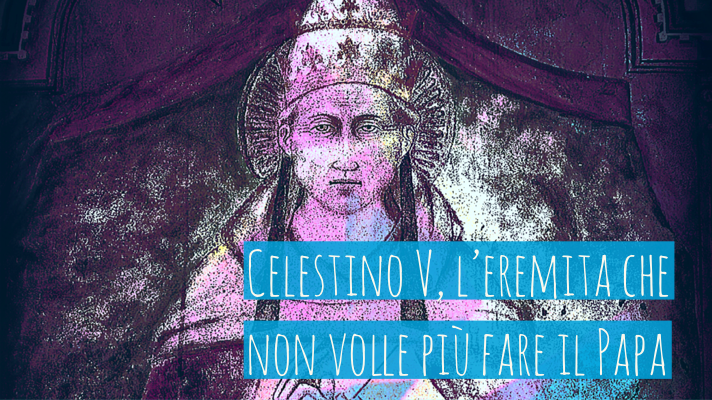 Piero da Morrone ovvero Celestino V