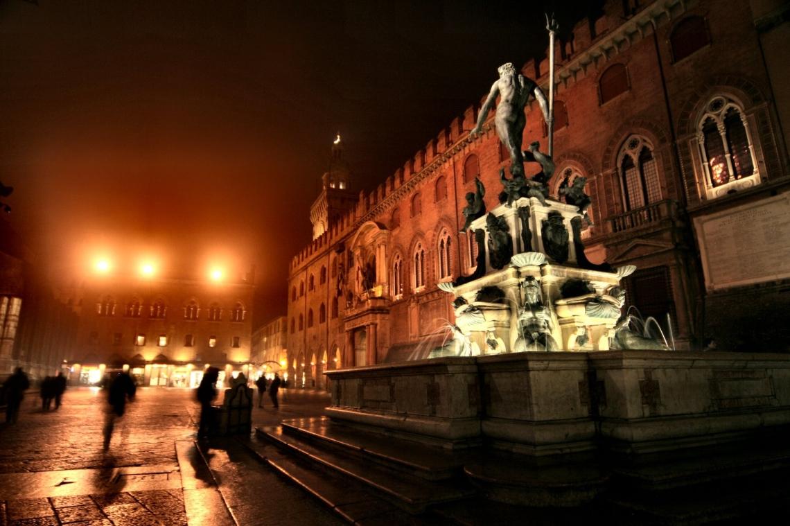 Bologna, città dove Petrarca studiò