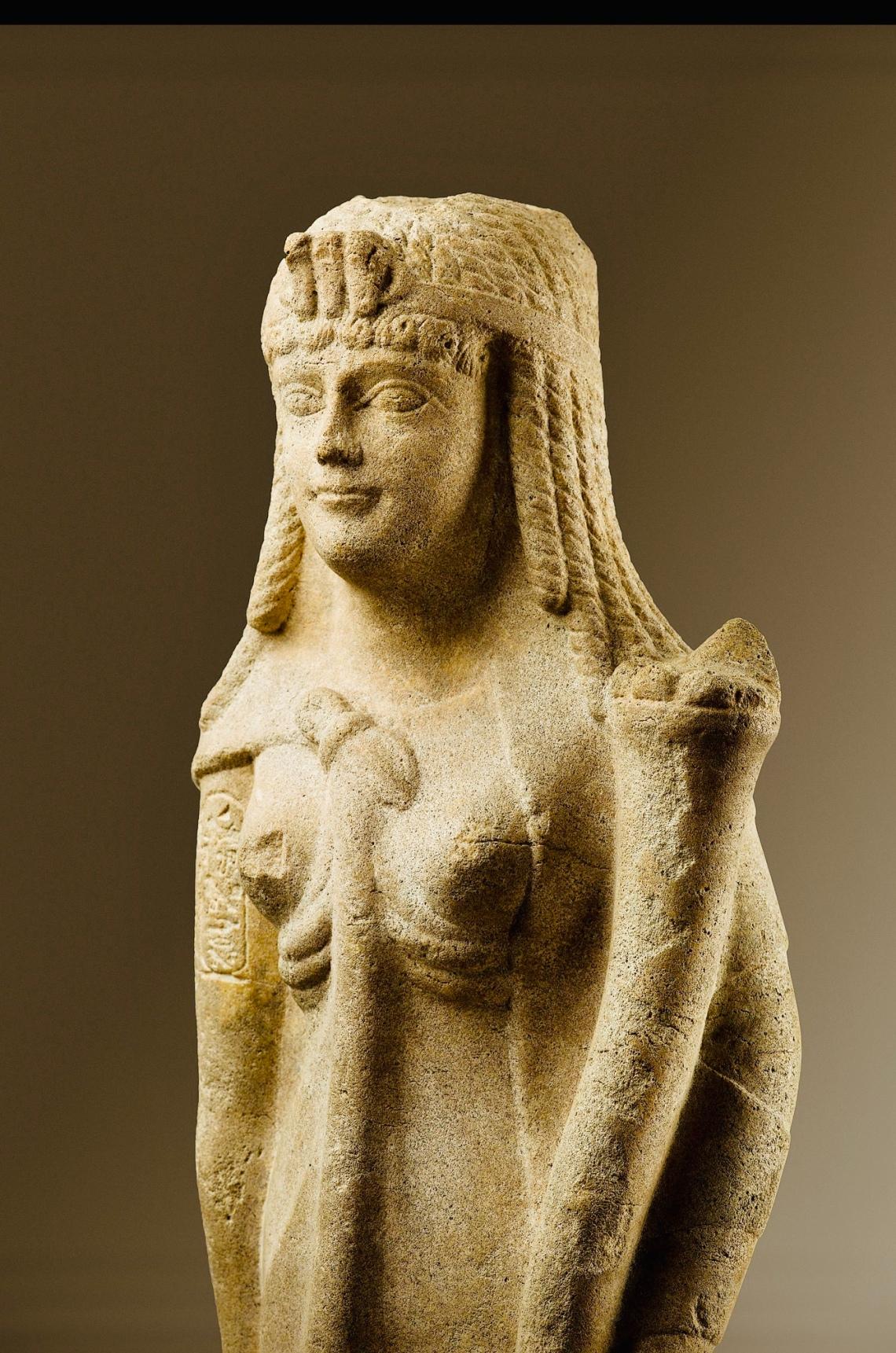 Ritratto della regina Cleopatra