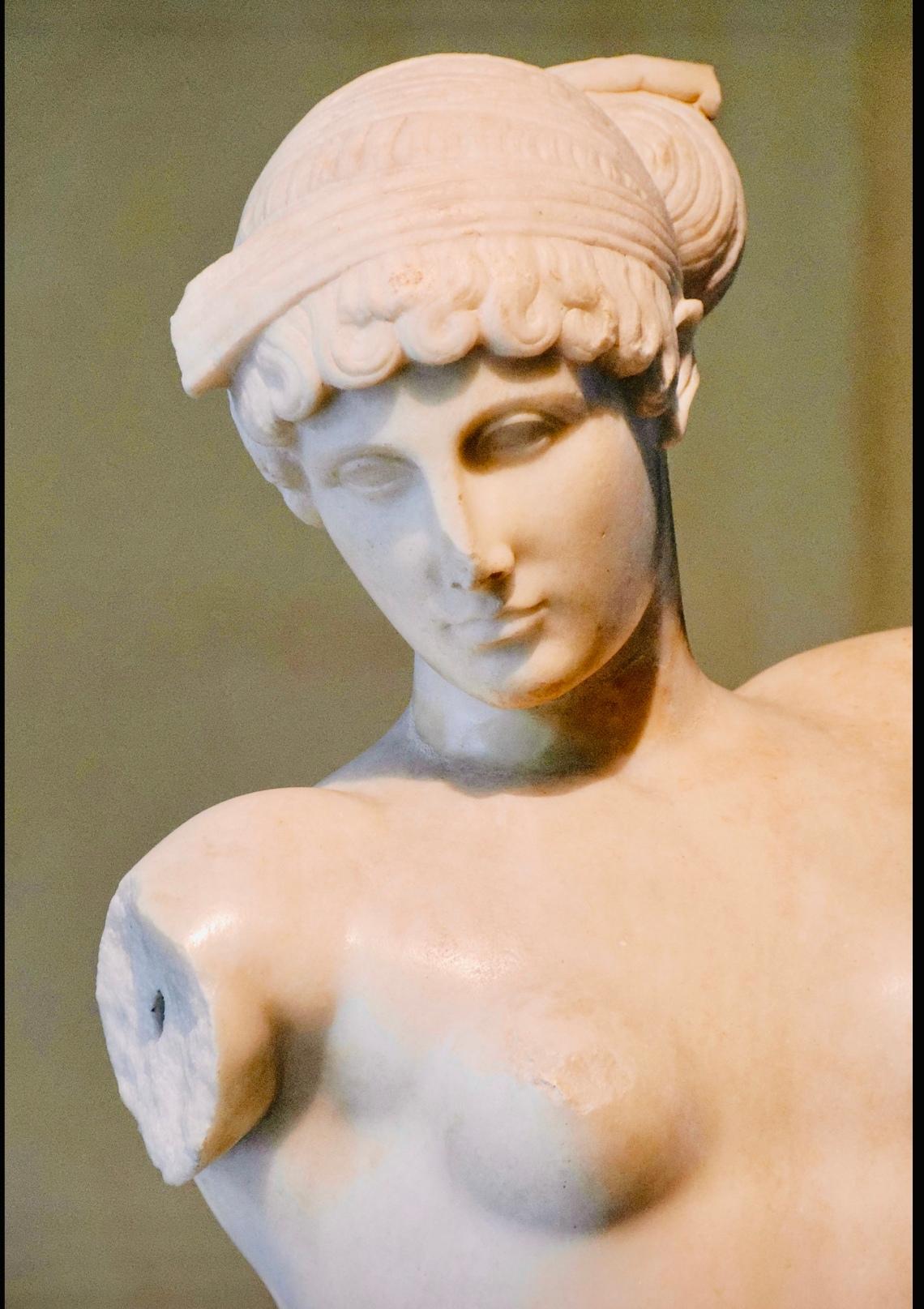 Venere esquilina, presunto ritratto di Cleopatra