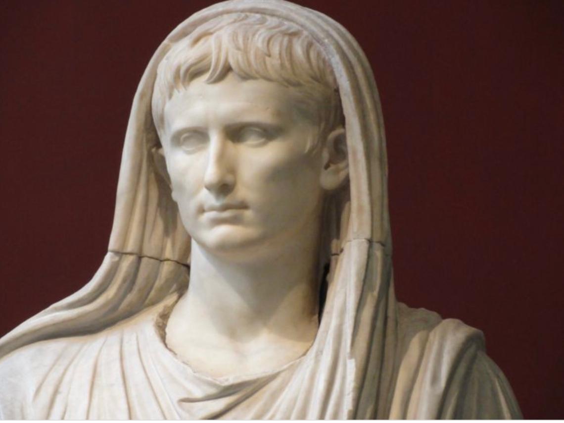 Augusto velato