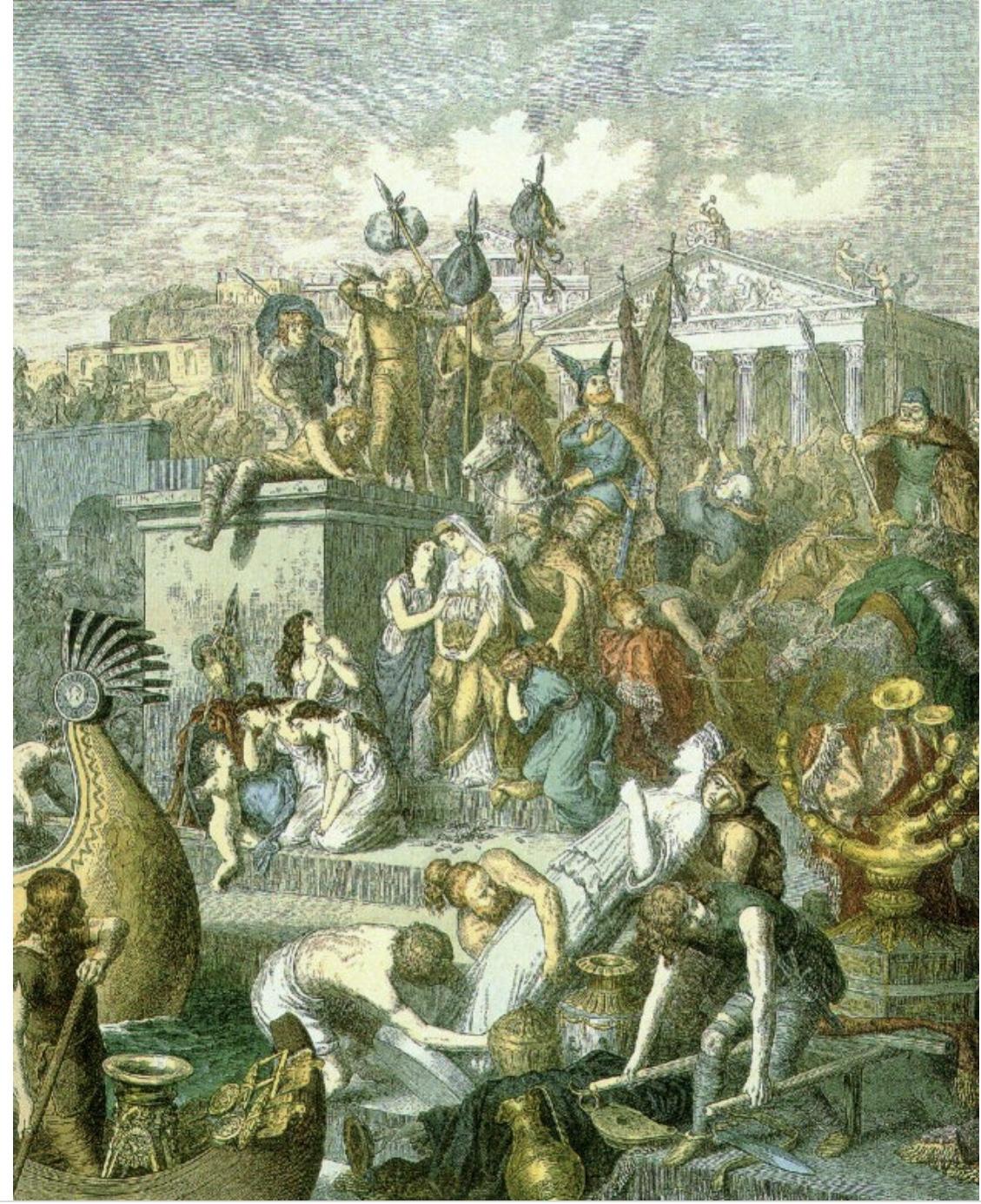 Sacco di Roma fonte wikimedia