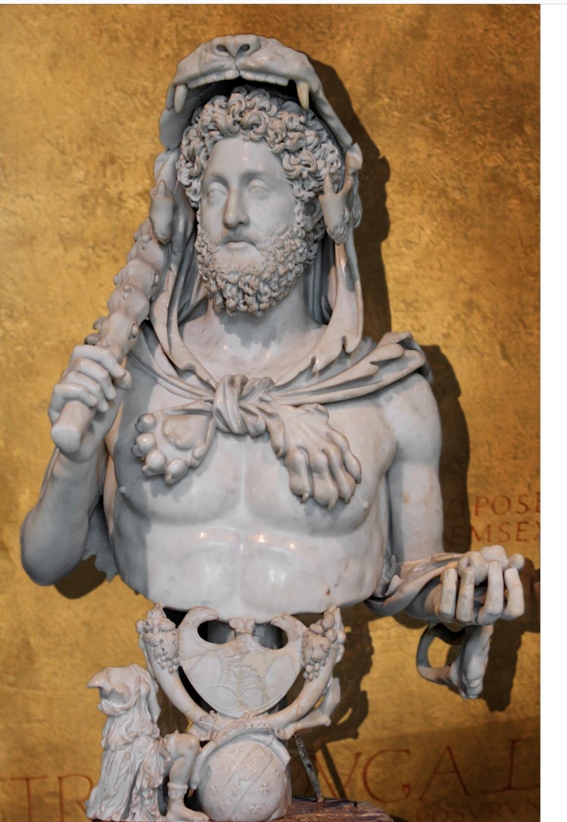 Commodo gladiatore Ercole