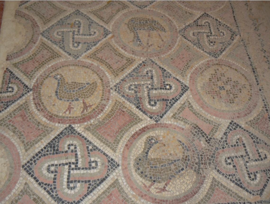 Mosaico della cappella di Asterio, Cartagine