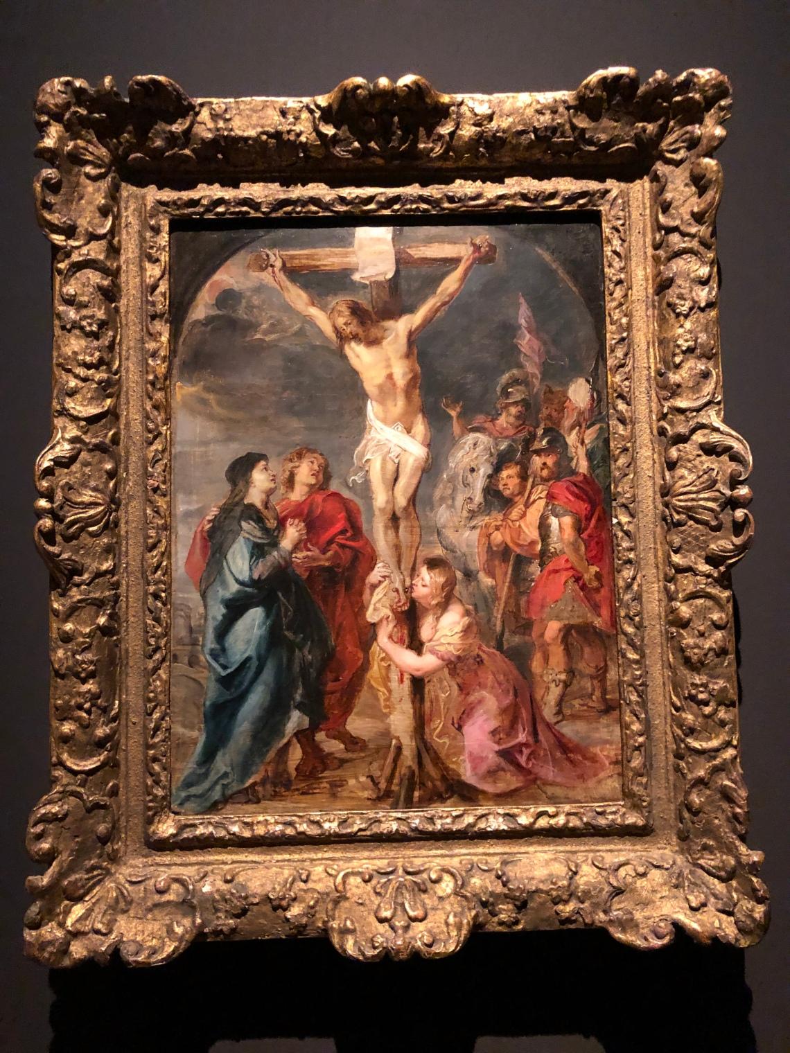 Rubens crocifissione