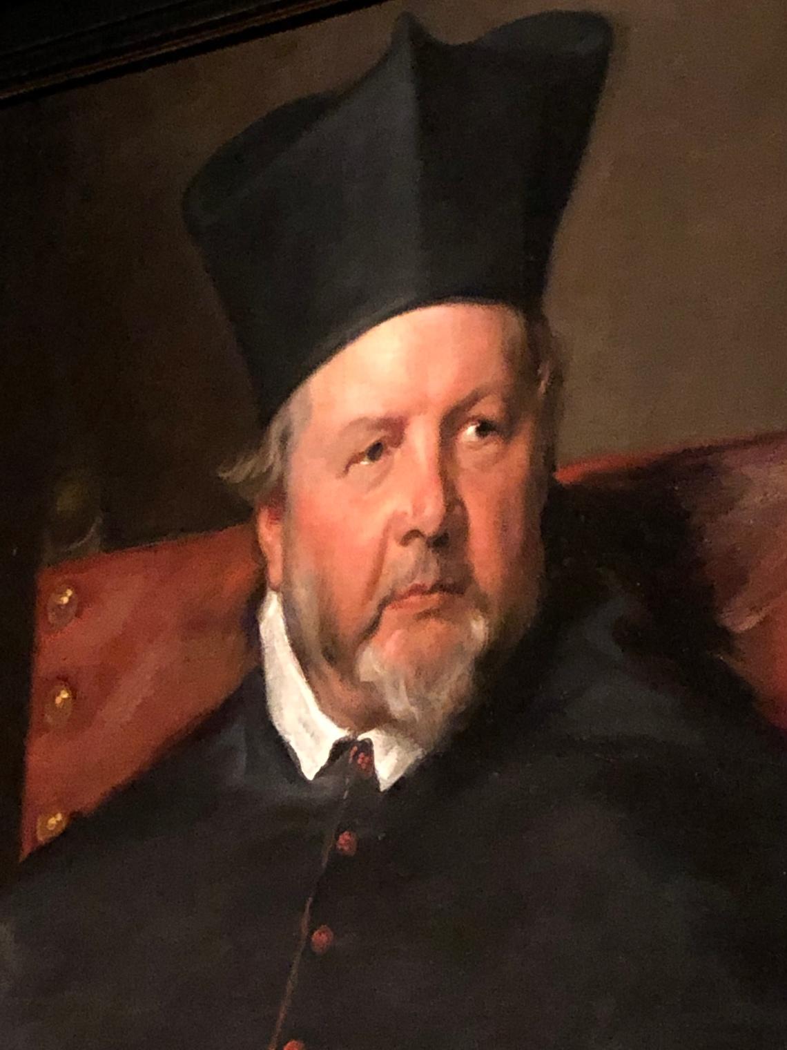 Van Dyck ritratto di cardinale